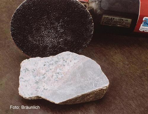 Steine Schneiden Und Steine Schleifen