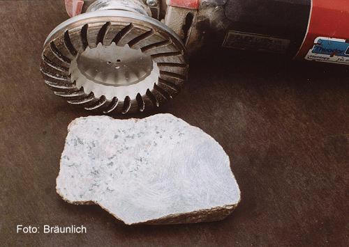 Favorit Steine schneiden und Steine schleifen RY51